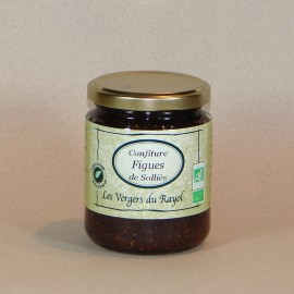 Confiture de Figue de Solliès 320gr