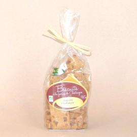 Biscuits à la Farine de Châtaigne d'Ardèche / Figues 180gr