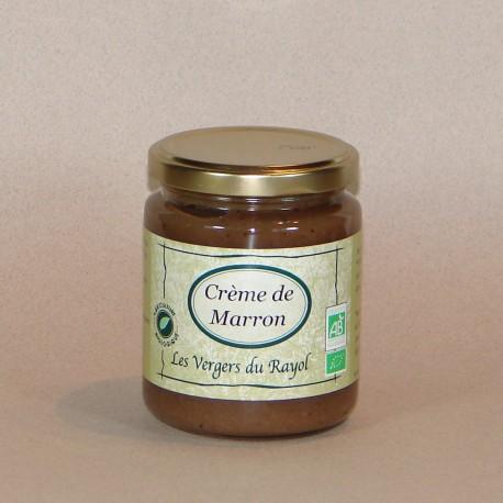 Crème de Marron d'Ardèche 320gr