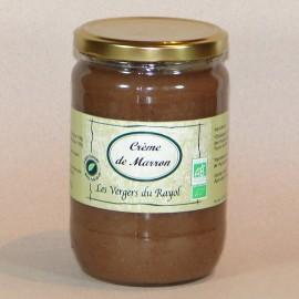 Crème de Marron d'Ardèche 750gr