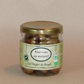 Marrons d'Ardèche au naturel 250gr