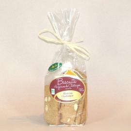 Biscuits à la Farine de Châtaigne d'Ardèche / Amendes 180gr